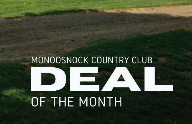 Deal of the Month!